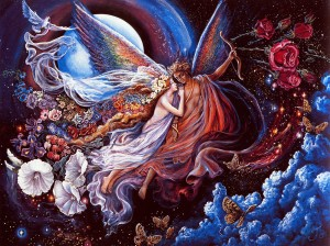 Cupidon si Psyche - Legende antice ale dragostei