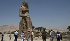 EGYPT-ARCHAEOLOGY-PHARAOH