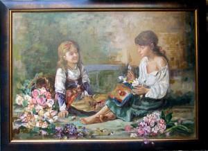 Fetitele din Bucovina
